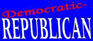 dem-rep party symbol