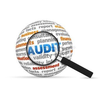 audit graphic