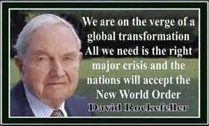 Rockefeller New World Order
