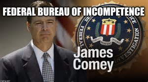 comey incompetence